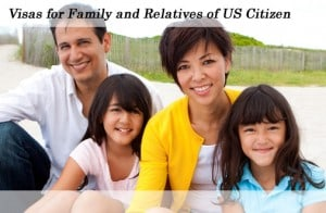 Visas for Family and Relatives